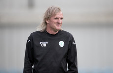 Boost for Harps' promotion push as long-serving Horgan agrees to stay on