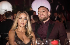 Rita Ora posted loads of photos from a 'date night' with Conor McGregor... it's The Dredge