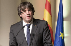 Spain withdraws European arrest warrant for Carles Puigdemont