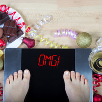 Calories in alcohol and ways to squeeze in a workout - a fitness checklist for Christmas