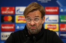 Klopp urges Liverpool to get the job done and book place in knockout stages