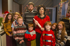 Bridget, Eamon and a beautiful animation star in RTÉ's Christmas schedule
