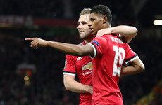 Manchester United extend longest-ever unbeaten run at Old Trafford
