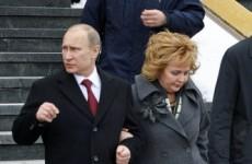 Exit polls: Putin wins Russia's presidential vote
