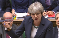 'A bunch of jellyfish masquerading as a cabinet': Insults fly as Theresa May faces Commons