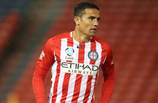 Tim Cahill announces shock departure from Melbourne City with his eyes on the World Cup
