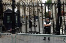 London police 'thwart plot to bomb Downing Street and kill Theresa May'