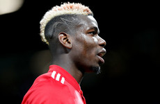 Suspended Pogba has 'complete trust' in Man United team-mates for derby
