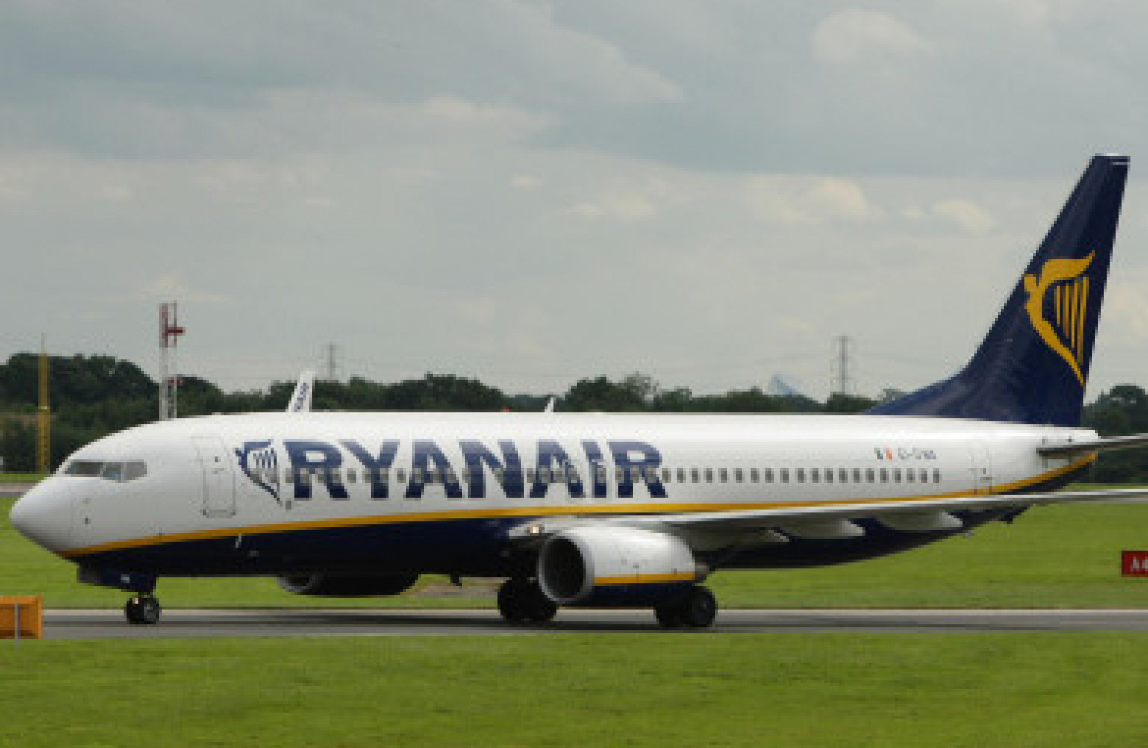 Ryanair faces its first strike