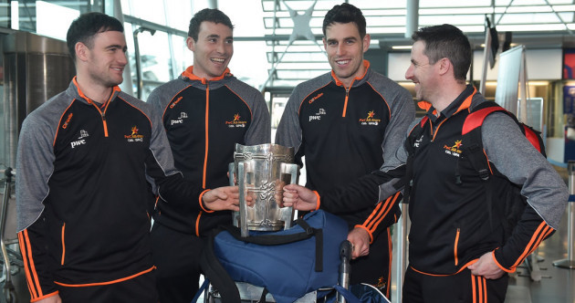 2016 and 2017 All-Star hurling selections jet out for Singapore exhibition match