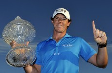 'It's a dream come true' - Rory McIlroy relishing life at the top