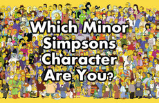 Which Minor Simpsons Character Are You?