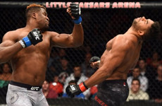 Spectacular KO of Overeem earns Ngannou a UFC heavyweight title shot