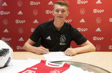 Ajax snap up rumoured Liverpool and Tottenham target