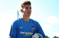 Jurgen Klinsmann's son set to make professional debut