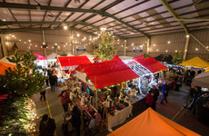 This Christmas market is asking locals to bring elderly neighbours along to enjoy the festive fun