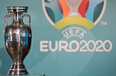 Ireland will play two group games at home and one in Bilbao if they qualify for Euro 2020