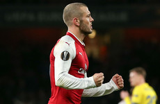 Wilshere stars as Arsenal hammer BATE Borisov to top Europa League group