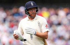 I was 'stitched up' by Aussies over headbutt incident – Bairstow