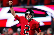 Falcons stay in playoff hunt with win over Saints