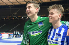 It was crazy! Jurgen Klinsmann's son saves penalty on professional debut