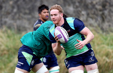 Academy flanker handed first start for Connacht's trip to France