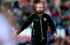 Murphy hungry to build his coaching CV on the long road back to Ireland