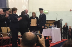 Murdered Garda Tony Golden honoured with medal for 'bravery and great courage'