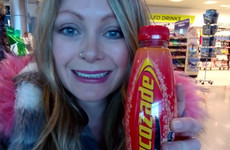 This Irish woman flew all the way to Vancouver to give her hungover brother a Lucozade