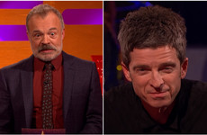 Graham Norton mixed up Noel and Liam Gallagher on his show last night, and it was gas