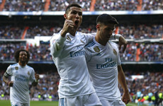 Five's the number of the week as Ronaldo leads Madrid to blistering rout of Sevilla