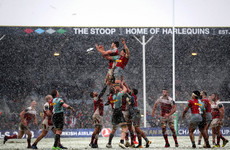 Kiss hails 'belligerent' pack after Ulster master 'the tough moments' in London