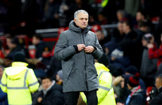 Jose Mourinho clashes with Man City players amid tunnel bust-up - reports