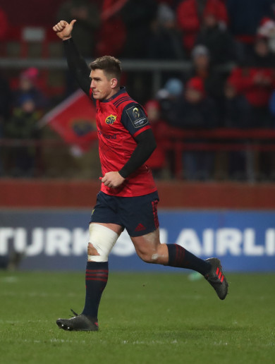 Keatley the driving force behind Tigers mauling, but Munster stress it's only half time