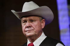 Trump makes last-ditch effort to get Roy Moore elected despite molestation accusations