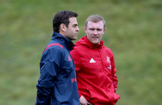 Earls and Scannell nearing Munster return but Conway and Marshall doubts for Leicester