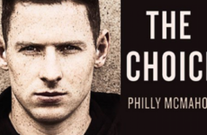 Philly McMahon's 'The Choice' named the 2017 winner for the eir Sports Book of the Year award