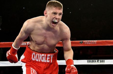Donegal middleweight standout Jason Quigley leaves LA to base himself closer to home