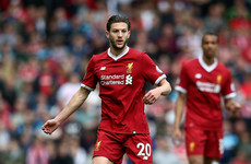 'We need him for the next few weeks, 100 per cent:' Klopp looking forward to Lallana's return