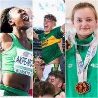 3 rising stars nominated for first-ever RT� Sports Young Sportsperson of the Year