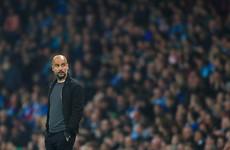 Man City are 11 points clear at the top of the table but Pep Guardiola says he may still buy in January