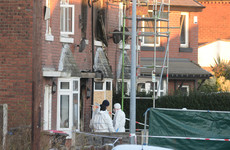 Two people (20s) charged with murder of three children in Manchester house fire
