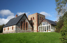 This tranquil Gothic-style retreat is just 50 minutes from Dublin city