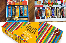 Protein bar selection boxes to shakers - 10 fitness gift ideas this Christmas