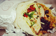 Boojum burritos are the second most ordered food in the whole world on Deliveroo