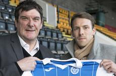 Scottish Premiership side confirm the capture of prolific Dundalk striker