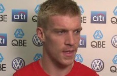 'No pressure' says Tommy Walsh ahead of Sydney Swans jersey presentation