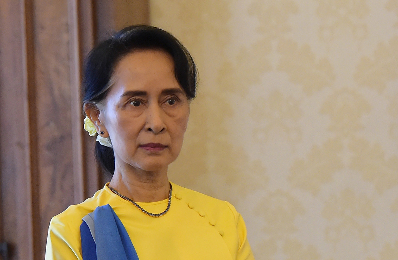 councillors vote to strip aung san suu kyi of the freedom of dublin. Black Bedroom Furniture Sets. Home Design Ideas