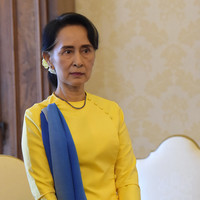 Councillors vote to strip Aung San Suu Kyi of the Freedom of Dublin