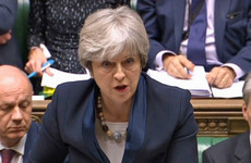 Theresa May suffers big defeat on Brexit, with own MPs rebelling against her